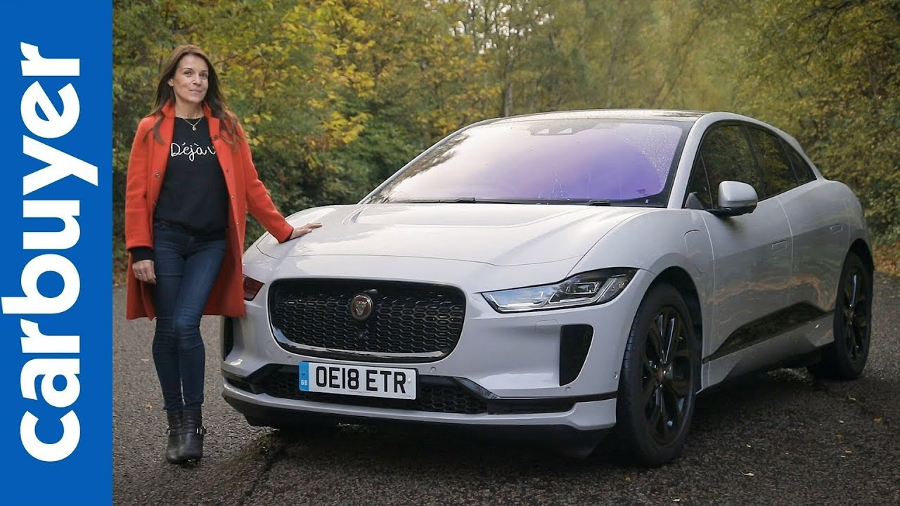 Jaguar I Pace Electric Suv 2019 In Depth Review Carbuyer Youtube