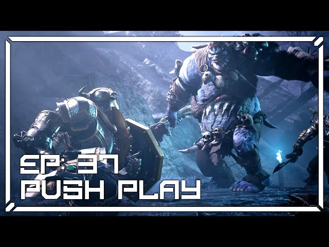 PUSH PLAY II Assassin's Creed Valhalla, Call of the Sea & Song of Horror