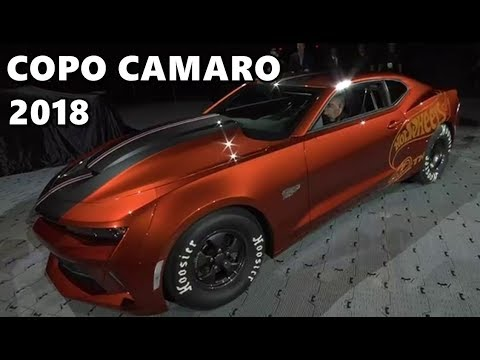 2018 COPO Camaro - SEMA 2017 - YouTube