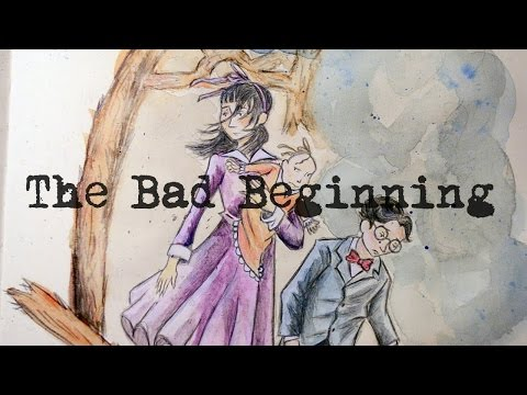 """""""A Series of Unfortunate Events"""" - The Bad Beginning [Chapter One] Mp3"""