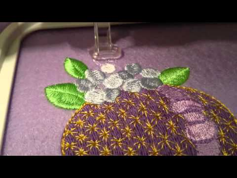 Machine Embroidery Design – Easter Egg