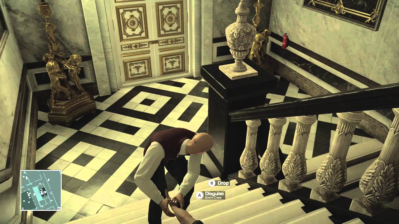 Paris Sniper Assassin Hitman Walkthrough Neoseeker