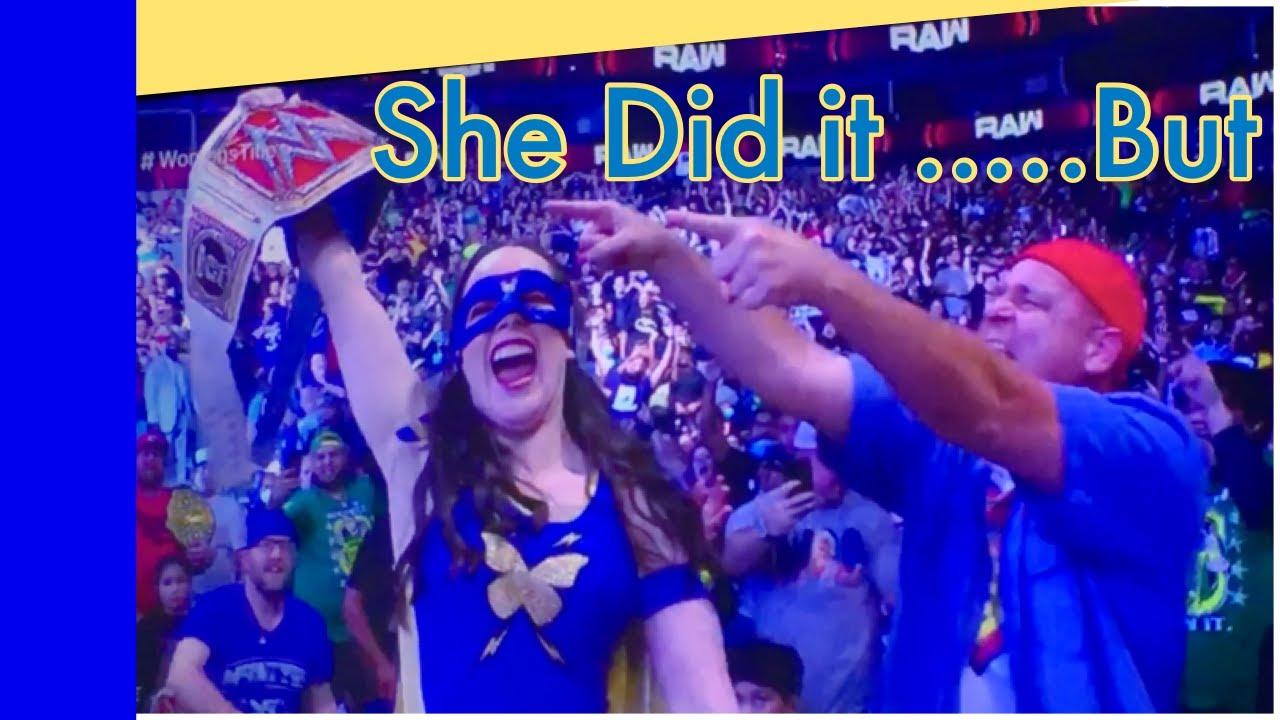 WrestleShade   Nikki ASH Did it - Yep I'm Hating 🤣🤦🏽♂️ - Reginal is 24/7 champ