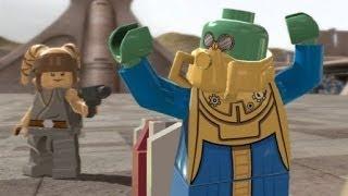 LEGO Star Wars III: The Clone Wars Walkthrough - Part 19 - Liberty on Ryloth