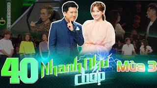 Nhanh Như Chớp Mùa 3 Tập 40 Full HD