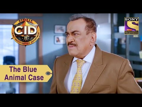 Your Favorite Character | ACP Works On The Case Of The Blue Animal | CID