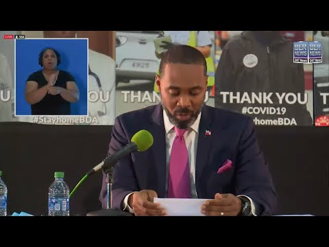 Government press conference on Covid-19, May 28 2020