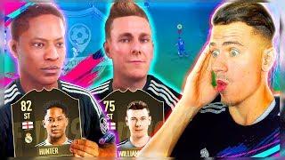 ХАНТЕР и ДЕННИ СНОВА ВМЕСТЕ !!! - FIFA 19 UT