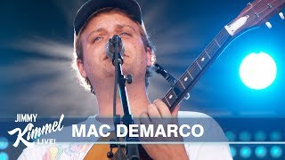 Mac DeMarco EXCLUSIVE Off-Air Performances