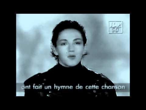 """Mecano - Entrevista Ana """"Top 50"""" (Francia 1990)"""
