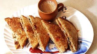Potato Sandwich/Potato Cheese Sandwich   Tea-time Snack