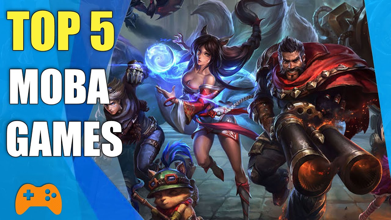 Top 5 Free To Play Moba Games Best Moba Games For Pc
