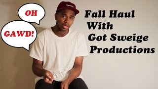 We Back at it! Fall Haul | Supreme, FEAR OF GOD and More