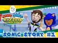 Mario & Sonic at the Rio 2016 Olympic Games [3DS] - Road to Rio: Sonic Story Day 1