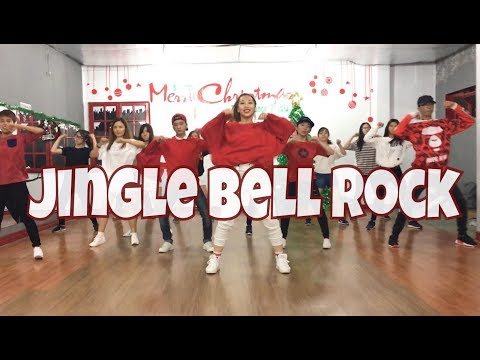 [Beginner's class] Jingle Bell Rock (Trap Remix) | Herb Xu Choreography