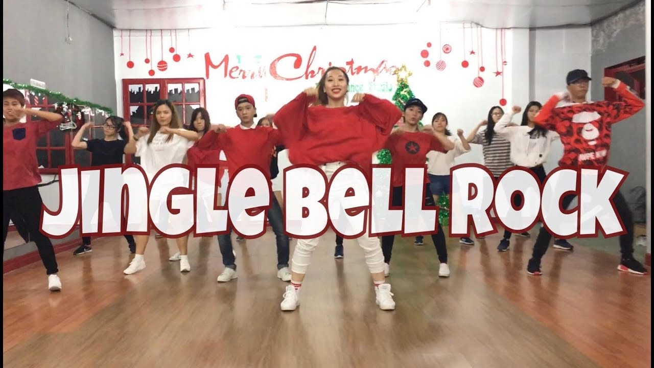 Jingle Bell Rock Trap Remix Cù Choreography Youtube