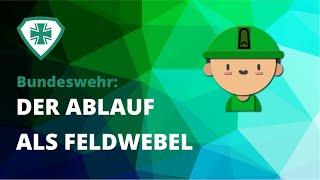 Der ABLAUF als FELDWEBEL bei der BUNDESWEHR | plakos-akademie.de