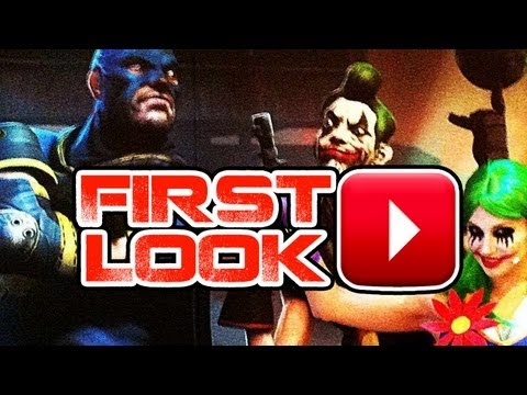 Gotham City Impostors: Free to Play Gameplay - First Look HD