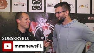 GSW 9: Mateusz Strzelczyk stoczy trzy walki na przestrzeni miesiąca
