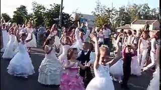 Парад невест в Котельве