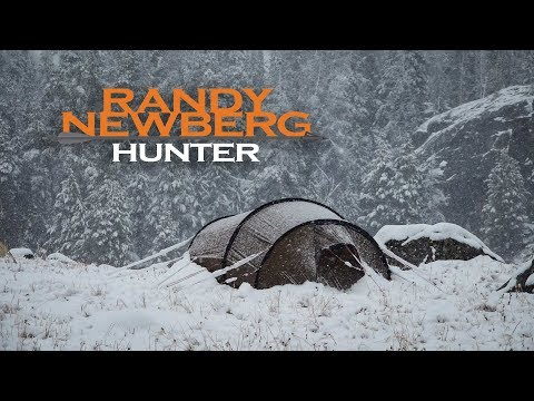Randy Newberg's Backcounty Tent and Sleeping System