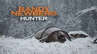 Randy Newberg's Backcounty Tent and Sleeping System
