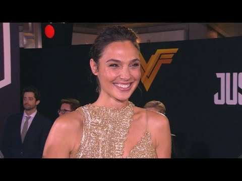 Gal Gadot on Being Pregnant During