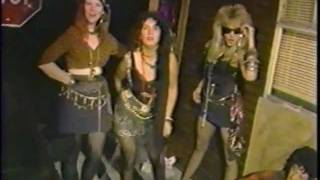 CEDAR STREET SLUTS - Sluts In The City / Darkness And A Bottle To Hold