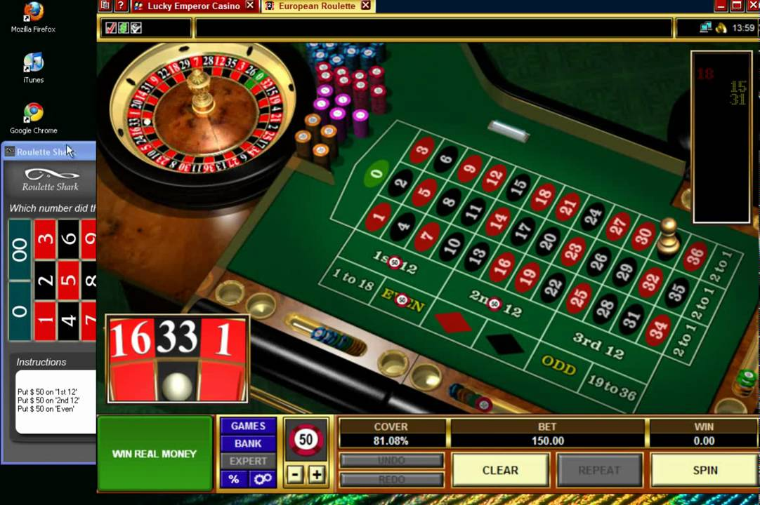 Online roulette hacking software