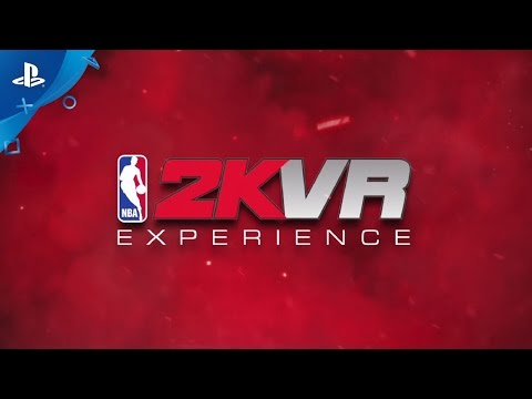 NBA 2KVR Experience - Announce Trailer | PS VR