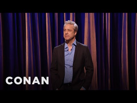 Nick Griffin Stand-Up 04/04/16  - CONAN on TBS