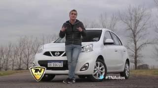 Nissan March 1.6 automático - Minitest - Matías Antico - TN Autos