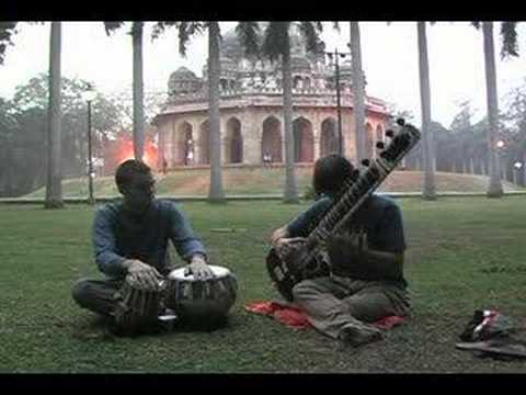Sitar and Tabla - I Will (Beatles cover)