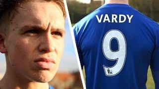 Jamie Vardy Striker Challenge