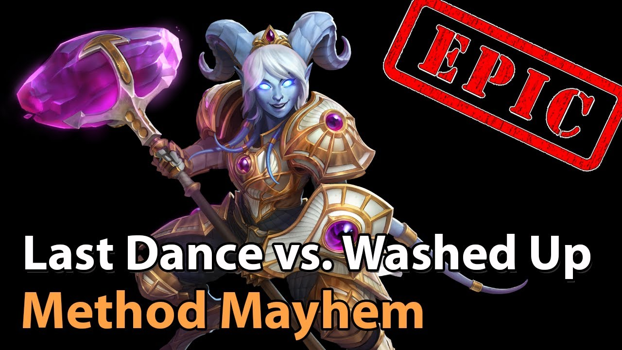 ► Grand Final - Method Mayhem - Last Dance vs. Washed Up - Heroes of the Storm Esports