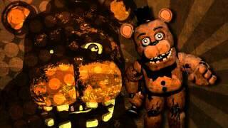 Old Freddy sings monster awake remis