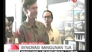 Rumah Tua  Milik Tjong A Fie Di Medan Dapat Hibah Rp.1,3 Miliar