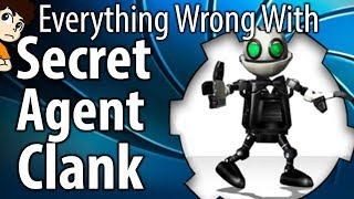 Everything Wrong With Secret Agent Clank - valeforXD