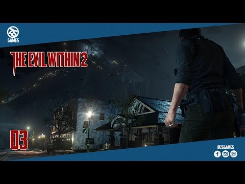 The Evil Within 2 #03 - City Hall /Live/