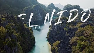 EL NIDO || PALAWAN PHILIPPINES || Cinematic Travelmovie in 4k