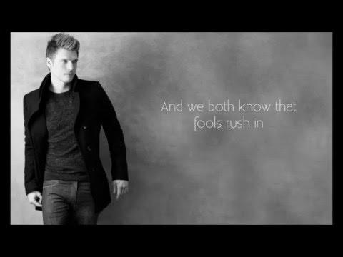 Nick Carter-I will Wait (Lyrics)