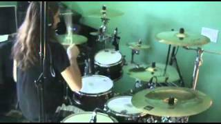 Yellowcard - Believe Drum cover