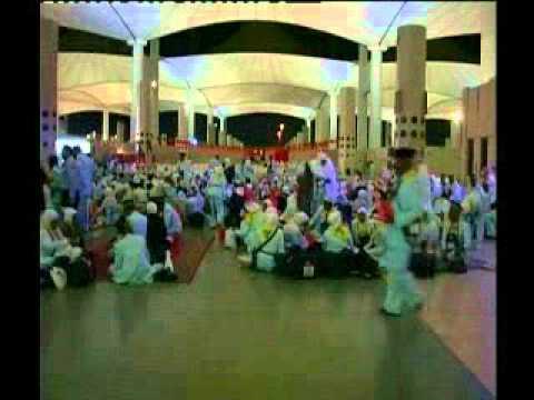 Panduan Haji [7]: Kedatangan Jamaah Haji di Bandara Jeddah dan Madinah