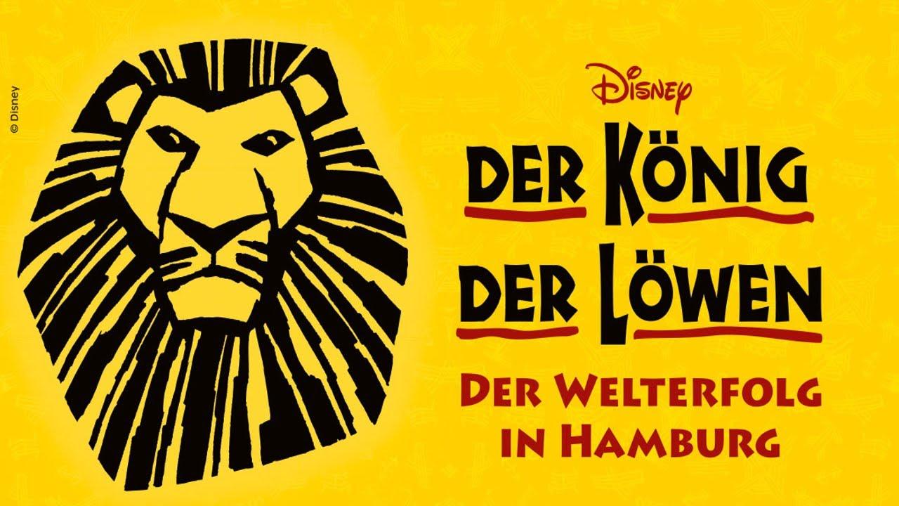 König Der Löwen Tickets Hamburg