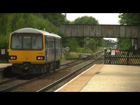 Gilberdyke Station Movements 26th July 2016