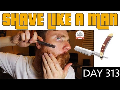 How to SHAVE LIKE A MAN | Straight Razor Buying Tips, Techniques & Benefits | Naked Armor