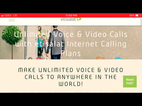 Legal/Unblocked Video/Voice Calling Mobile Application UAE/Dubai (Malayalam)