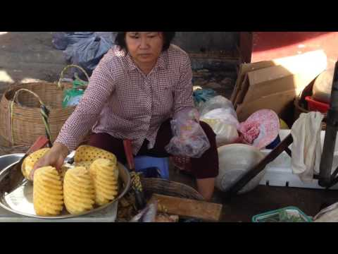 Country Foods, Market Live Living, Top Asian Street Food, Cambodian Food