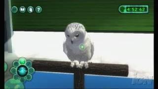 Zoo Hospital Nintendo Wii Gameplay - Tapir with Lice