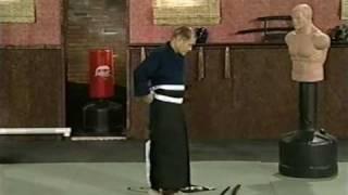 Introduction to Iaido, part 2: Wearing the Hakama